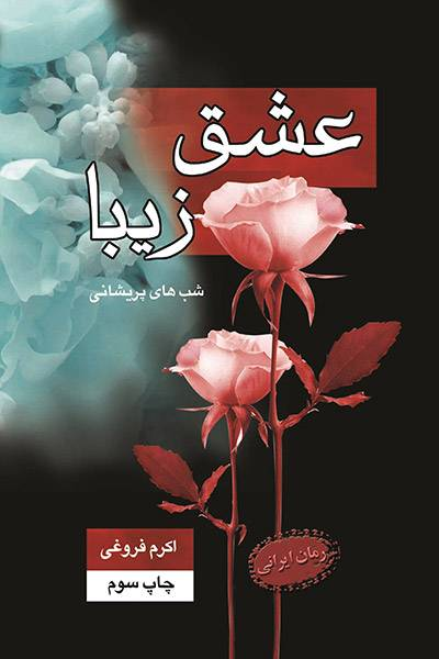 کاور کتاب عشق زیبا